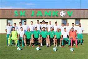 SK Jankov - TJ Sokol Lom (Ondrášovka Krajský přebor - Jihočeský kraj, 14. kolo)