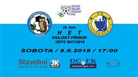 FK Jílové - FK Litoměřicko (Krajský přebor - Ústecký kraj, 29. kolo)