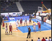 BK JIP Pardubice vs. BK Lions Jindřichův Hradec