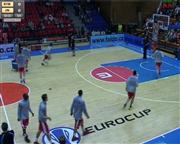 ČEZ Basketball Nymburk vs. BK Lions Jindřichův Hradec