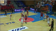 ČEZ Basketball Nymburk vs. Tuři Svitavy