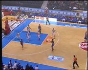 BK JIP Pardubice vs. BC Farfallino Kolín