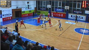 mmcité Brno vs. ČEZ Basketball Nymburk