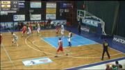 BC Farfallino Kolín vs. BK Lions Jindřichův Hradec