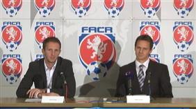 Tisková konference po jednání VV FAČR