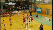 BK Lions Jindřichův Hradec vs. ČEZ Basketball Nymburk
