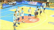 ČEZ Basketball Nymburk vs. BC Farfallino Kolín