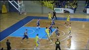 BK Opava vs. BC Farfallino Kolín