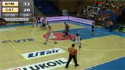 ČEZ Basketball Nymburk vs. NH Ostrava