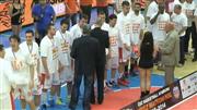 ČEZ Basketball Nymburk vs. Ariete Prostějov