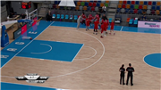 ZVVZ USK Praha vs. DSK Basketball Nymburk