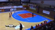 Sokol ZVUS Hradec Králové vs. DSK Basketball Nymburk