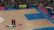 ZVVZ USK Praha vs. BK Lokomotiva Trutnov