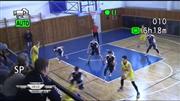 BK Snakes Ostrava vs. SAM BŠM Brno