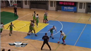 Slovanka MB vs. KP Brno