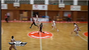 BK Synthesia Pardubice vs. BC Nový Jičín