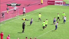 McDonalds Cup - Svátek fotbalu 2015 (Vítkovice)