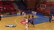 DSK Basketball Nymburk vs. Sokol ZVUS Hradec Králové