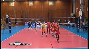 VolleyTeam ČZU Praha - Fatra Zlín