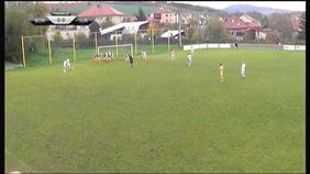 SK Boršice - TJ Juřinka (Krajský přebor - Zlínský kraj, 12. kolo)