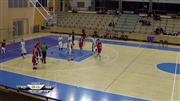 BK Lokomotiva  Plzeň vs. Basketball Nymburk B