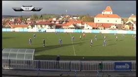 TJ Spartak Hluk - FC Rožnov pod Radhoštěm (Krajský přebor - Zlínský kraj, 13. kolo)