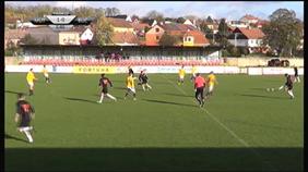 FK Mutěnice - FC Bučovice (Krajský přebor - Jihomoravský kraj, 13. kolo)