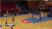 DSK Basketball Nymburk vs. BK Lokomotiva Trutnov