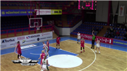 BK Žabiny Brno vs. BS DSK Basketball Nymburk KV