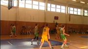 Basket Slovanka vs. KP Brno