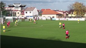 MFK Chrudim - FC Písek (Fortuna ČFL, 14. kolo)
