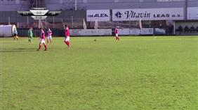 FK Loko Vltavín - SK Viktorie Jirny (Fortuna ČFL, 14. kolo)