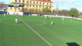 FK Slavoj Vyšehrad - SK Benátky n. Jizerou (Fortuna ČFL, 14. kolo)