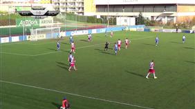 FK Králův Dvůr - TJ Štěchovice (Fortuna ČFL, 14. kolo)
