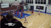 GBA vs. Basketball Nymburk B