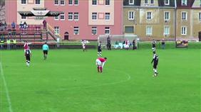 1. FC Karlovy Vary - TJ Malše Roudné (Fortuna Divize A, 14. kolo)