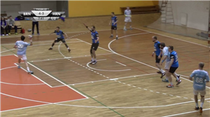 SKKP Handball Brno - TJ Cement Hranice