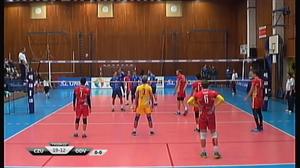 VolleyTeam ČZU Praha - AERO Odolena Voda