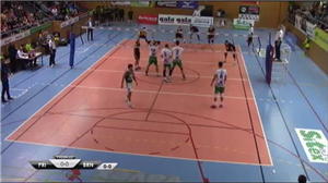 VK Euro Sitex Příbram - Volejbal Brno