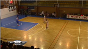 BC Nový Jičín vs. SK UP Olomouc