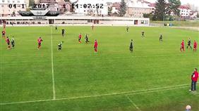 TJ Spartak Chodov - TJ Baník Královské Poříčí (Krajský přebor - Karlovarský kraj, 11. kolo)