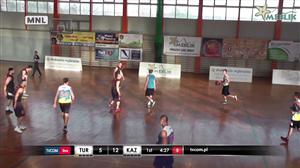 Turnover - Kama Złotów (Człuchowska Amatorska Liga Koszykówki)
