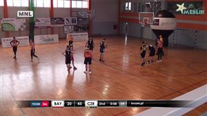 Bay Chojnice - Czarni (Człuchowska Amatorska Liga Koszykówki)
