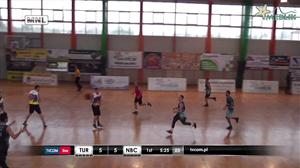 Niebieska Cegła - Turnover (Człuchowska Amatorska Liga Koszykówki)