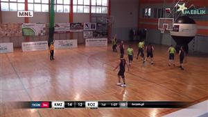 Kama Złotów - Rozgwiazdy (Człuchowska Amatorska Liga Koszykówki)