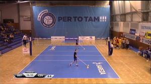 VK Ostrava - VolleyTeam ČZU Praha