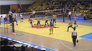 SK Volejbal Ústí nad Labem - VK Dukla Liberec