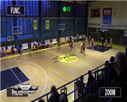 Sokol Písek Sršni vs. Basketball Nymburk B