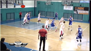 Basketball Nymburk B vs. SK UP Olomouc