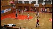 BK Synthesia Pardubice vs. Basket Košíře